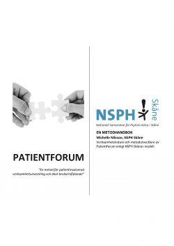 Metodhandbok Patientforum